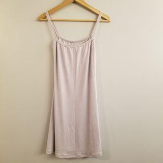 CAT'S CRADLE dusty lilac dress