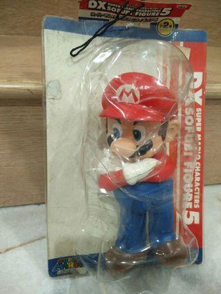 Super Mario 9 inch DX Sofubi Figure