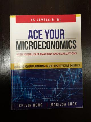 🚚 Ace Your Microeconomics book for A Levels & IB