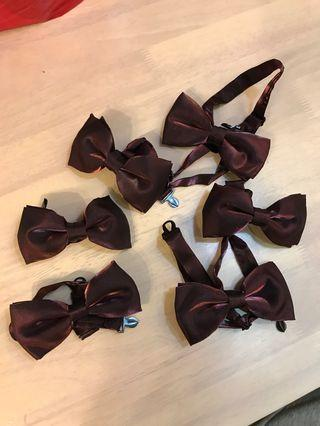 婚禮兄弟煲tie bow tie wedding