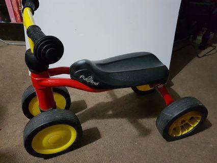 PUKYlino - Balance Bike