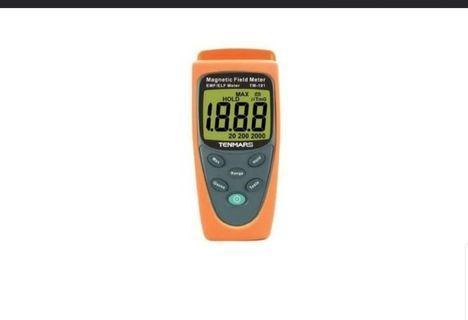 Tenmars TM-191 EMF Electromagnetic Magnetic Field meter tester
