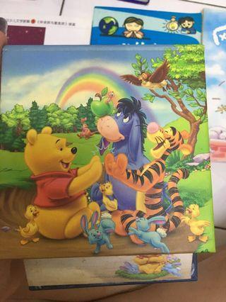 Disney notebook