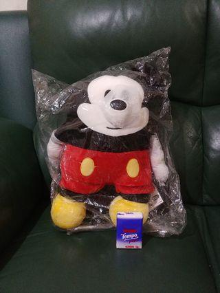 Mocchi Mocchi Mickey Mouse 米奇老鼠公仔