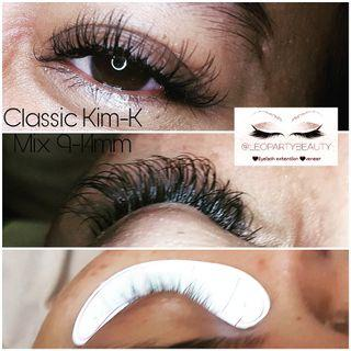Eyelash Extension tanam bulumata bulu mata sambung extention