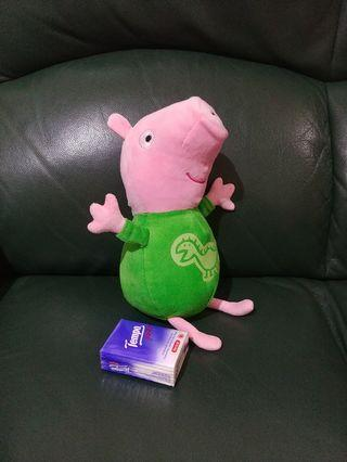 Peppa pig 小豬佩奇公仔