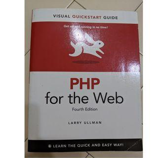 PHP for the Web (Forth Edition)