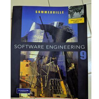 Software Engineering, 9 Edition (International Edition)