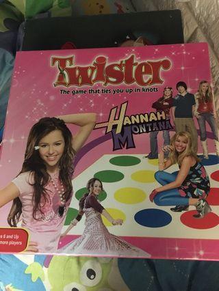 桌上遊戲 Twister扭扭樂遊 聚會遊戲 親子遊戲 borad game 兒童