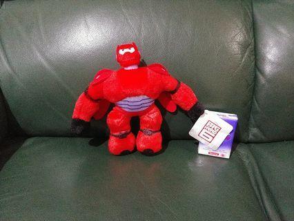 BIG HERO 6 公仔 香港迪士尼版
