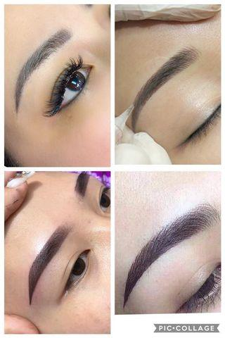 🚚 Eyebrows embroidery