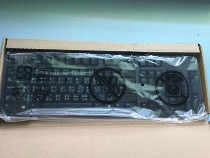 Dell Keyboard (USB有線)