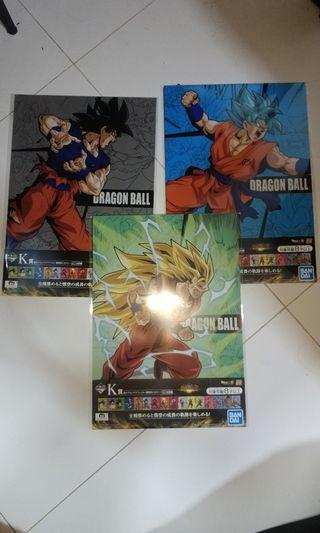 🚚 Dragon Ball Kuji WTT
