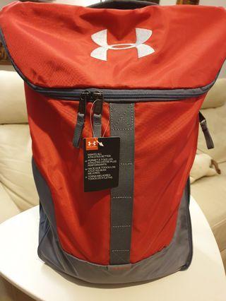 Original Under Armour Expandable Bag Pack ( New)