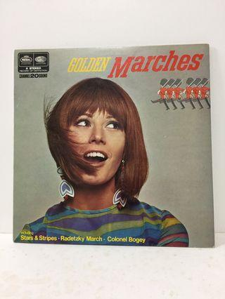 🚚 Vinyl Record. GOLDEN MARCHES