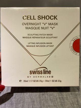 Cell shock overnight v mask