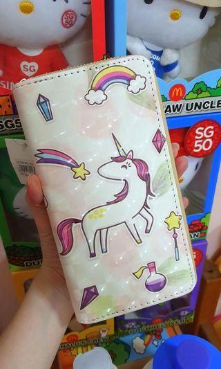 Unicorn Long Wallet