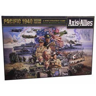 Axis & Allies, Pacific 1940, second edition Board Game