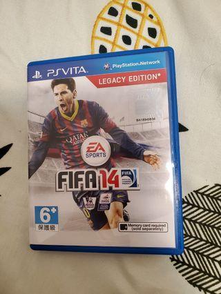 Sony PS Vita FIFA 14