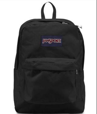 🚚 Authentic Jansport Backpack