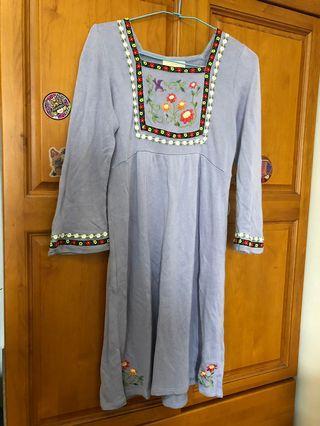 日系古著洋裝
