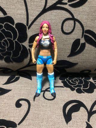 🚚 WWE: Sasha Banks
