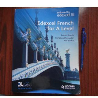 Edexcel French for A Level - for IB Diploma