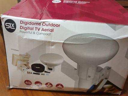Digidome outdoor digital tv aerial