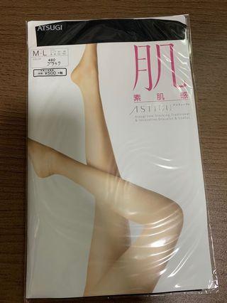 $120/3對 ATSUGI 肌 絲褲袜 素肌感 絲襪 made in japan