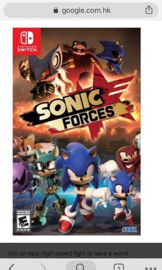 Switch sonic force