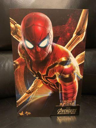 Hot toys Iron Spider MMS482