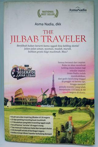 "Buku Asma Nadia ""The Jilbab Travellers"""