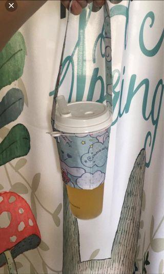珍珠奶茶套,手提杯套,飲料外賣套