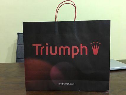 Paper bag Triumph