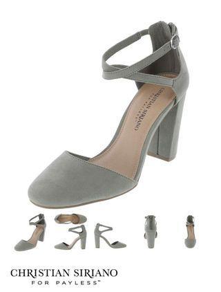 🚚 Christian Siriano seafoam green heels