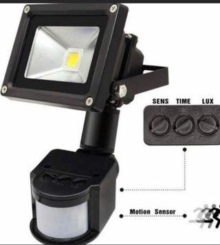 Led Motion Sensor Flood Light Outdoor