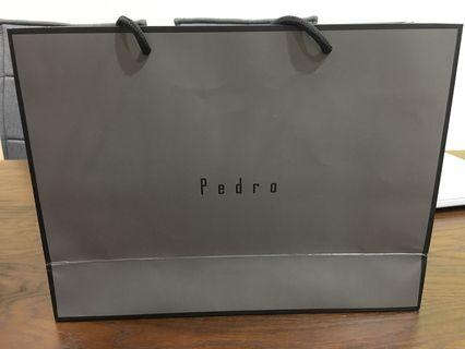 Paper bag Pedro