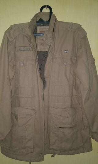 Jaket Parka for Men Brand Giani Gracio