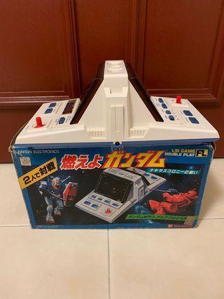 Gundam LSI Double Play FL Bandai Electronics