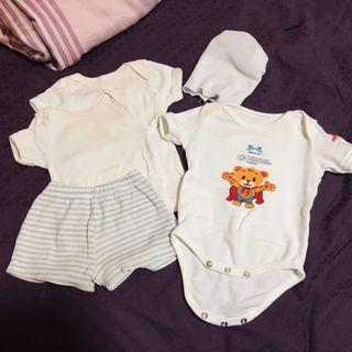 Free blessing baby clothes