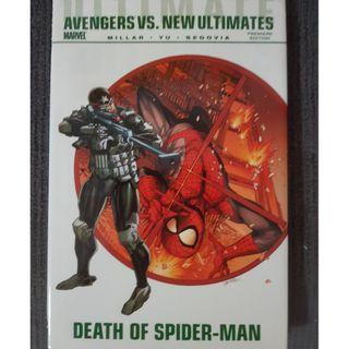 Avengers vs. New Ultimates: Death of Spider-Man TPB