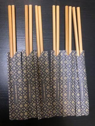 🚚 華航商務艙 竹筷
