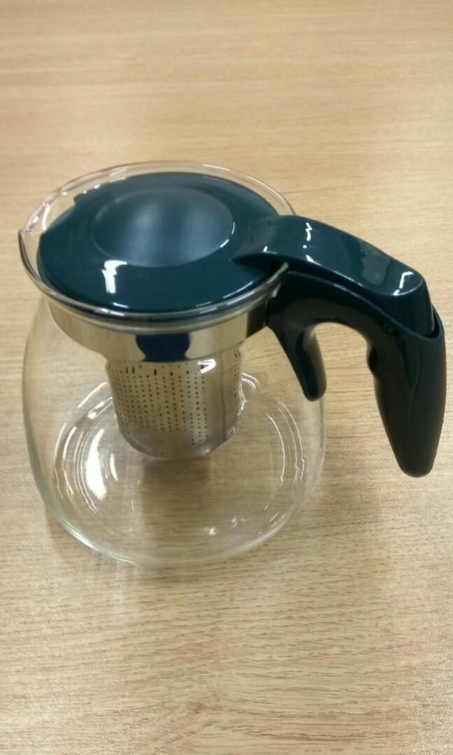 隔茶渣茶壺 Teapot. #MTRst #MTRtst