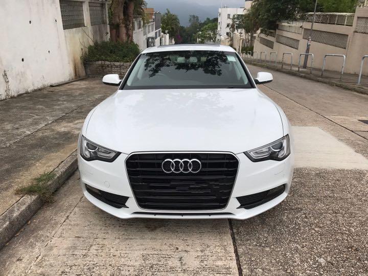 Audi A5 1.8T 2013