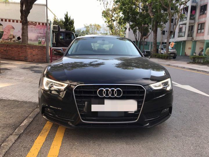 Audi A5 1.8T 2014