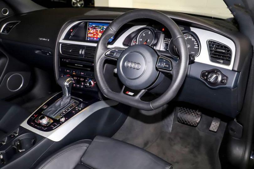 AUDI A5 CAB 2012