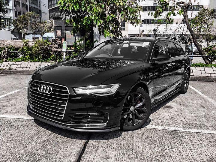Audi A6 Avant 40TFSI 2015