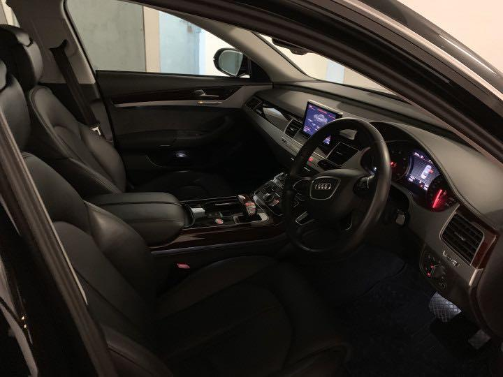 Audi A8 3.0 2013