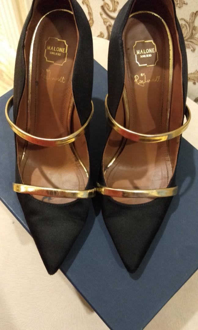 Authentic Malone High Heels Normal Used Condition