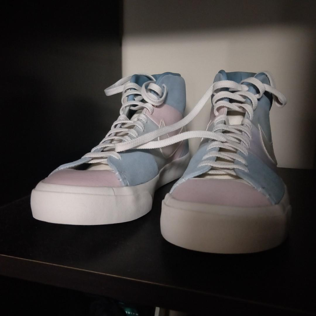 Pisoteando En cualquier momento aire  Authentic Nike Blazer Mid Easter Egg, Men's Fashion, Footwear, Sneakers on  Carousell
